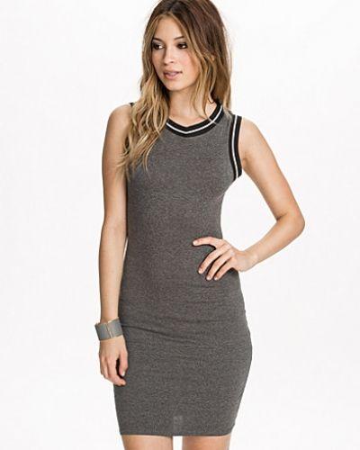 New Look S'less Sports Rib Mini Dress