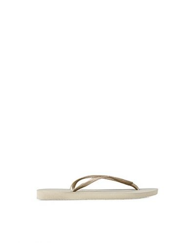 Till dam från Havaianas, en grå sandal.