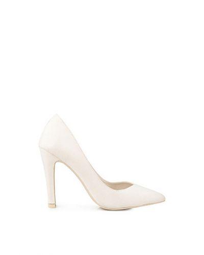 Nly Shoes Slim Block Heel Pump