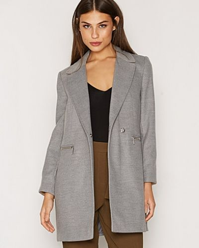 Topshop Slim Fit Boyfriend Coat