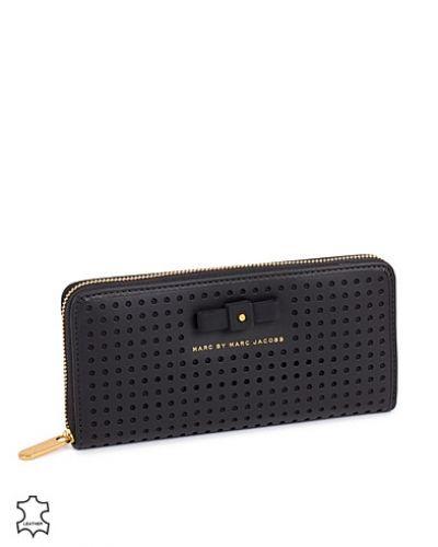 Svart plånbok från Marc By Marc Jacobs till dam.