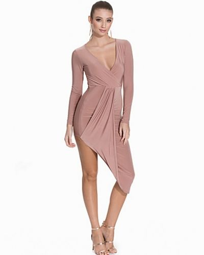 New Look Slinky Wrap Dress