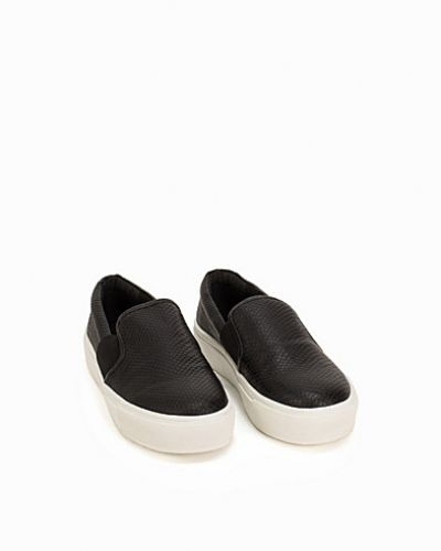 Nly Shoes Slip In Flatform Sneaker