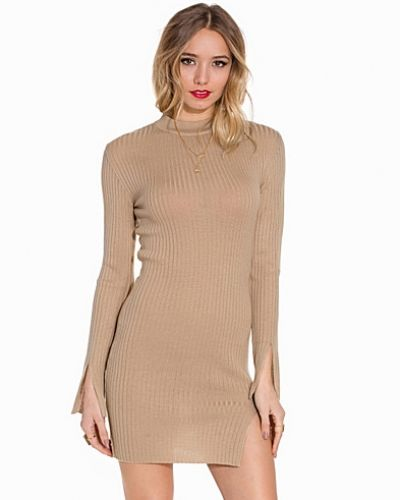 NLY Trend Slit My Knit Dress