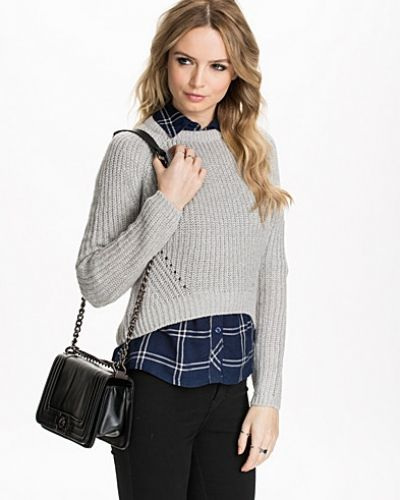 New Look Slouch Crop Jumper