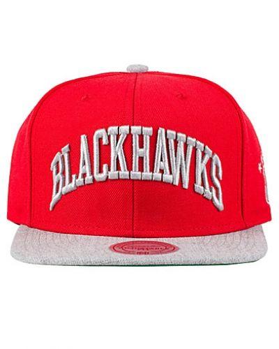 Snapback Chicago Blackhawks Mitchell & Ness huvudbonad till herr.
