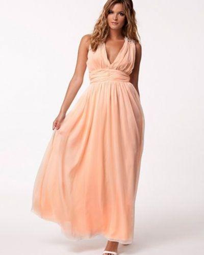 Sofi Long Dress Jeane Blush studentklänning till tjejer.