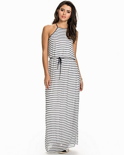 Samsøe & Samsøe Soho Long Dress Stripe