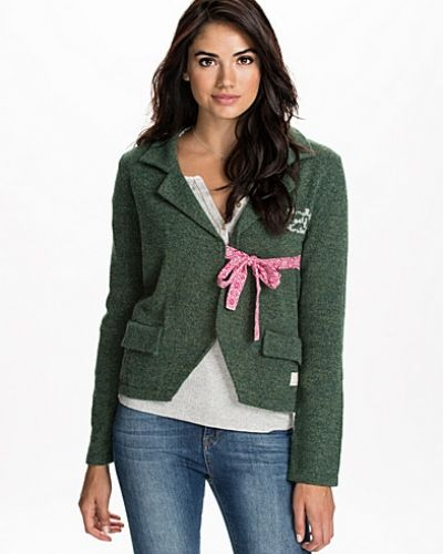 odd molly solid lovely knit jacket