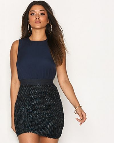 Ax Paris Sparkle Bottom Dress