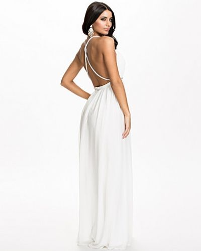 Nly Eve Sparkle Cross Back Dress