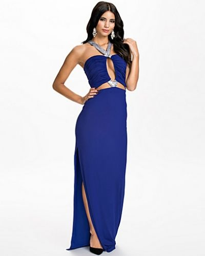 Nly Eve Sparkle Twist Dress