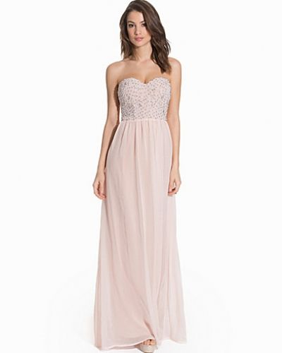 Nly Eve Sparkly Bustier Gown