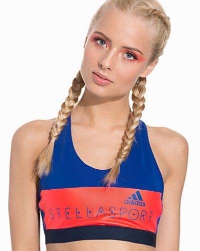 Till tjejer från adidas StellaSport, en blå sport bh.