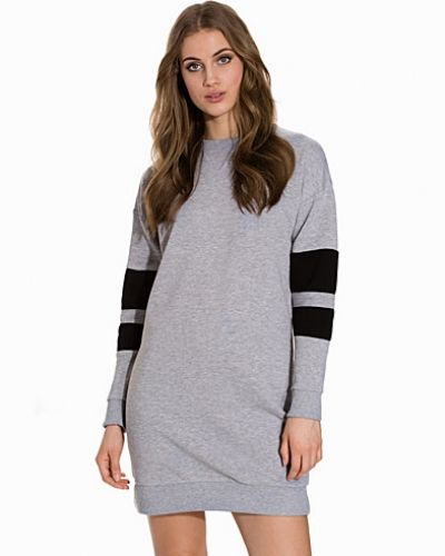 Topshop Sporty Sweatshirt Dress