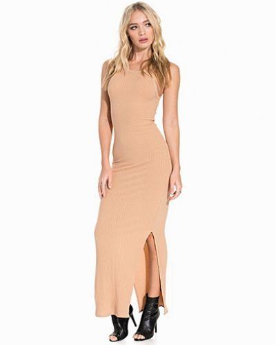 NLY Trend Spot On Rib Long Dress