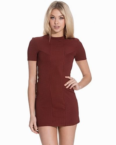 Topshop Spot Shift Dress