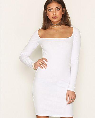 NLY Trend Square Rib Dress