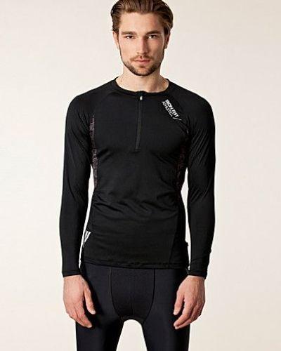 Stamina LS Base Zip Top - Iron Fist - Långärmade Träningströjor