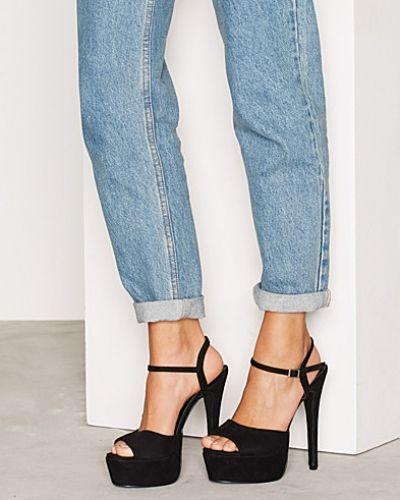 Högklackade Stiletto Platform Sandal från Nly Shoes
