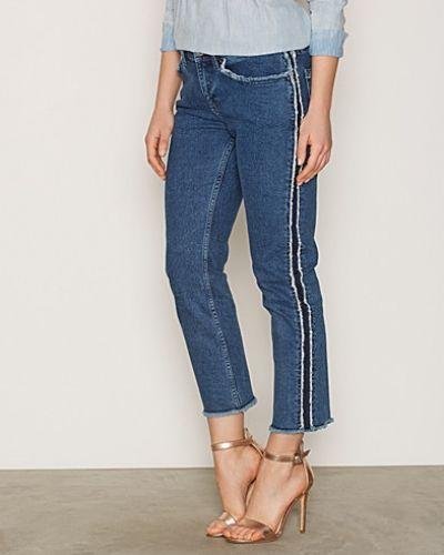 Tommy Hilfiger straight leg jeans till dam.