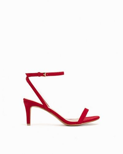 Nly Shoes Straight Mid Heel Sandal