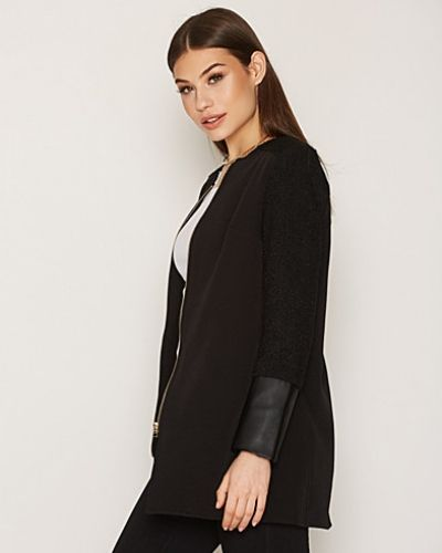 NLY Trend Straight Zip Coat