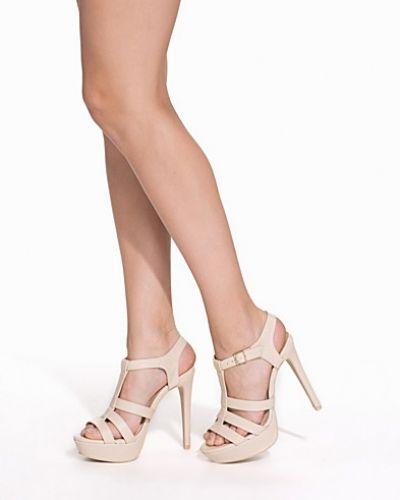 Strappy Stiletto Sandal Nly Shoes högklackade till dam.
