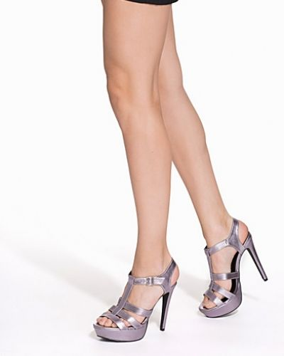 Nly Shoes Strappy Stiletto Sandal