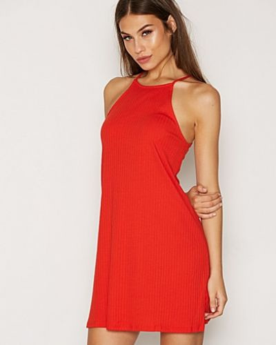 Topshop Strappy Swing Dress