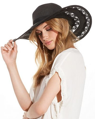 Topshop Straw Floppy Hat