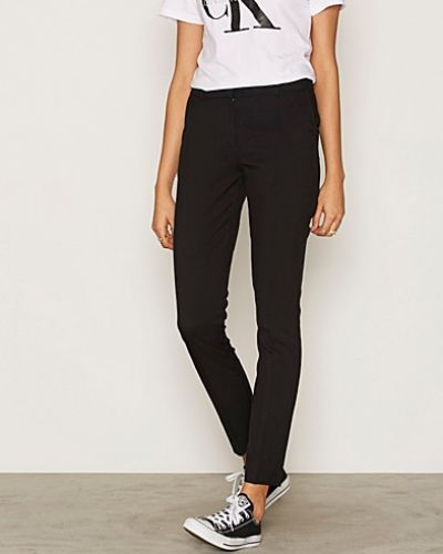 Byxa Stretch Slim Leg Trousers från New Look
