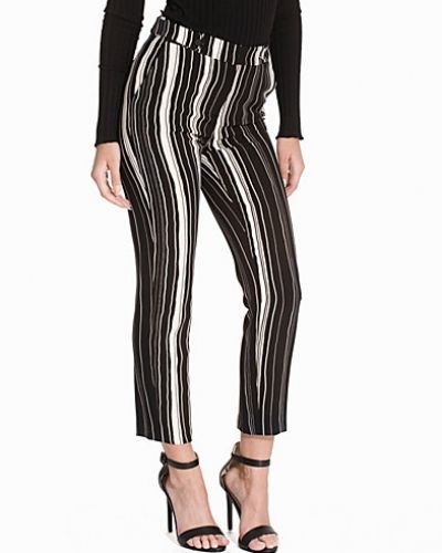 Stripe Cigarette Trousers Topshop byxa till dam.