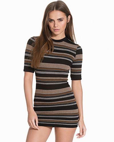 Topshop Stripe Mini Dress