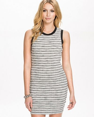 New Look Stripe Wide 1/2 Sleeve Bodycon