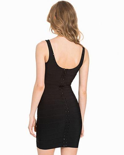 Topshop Studded Contouring Bandage Dress