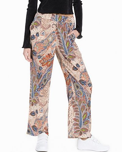 ONLY stuSMART MW WIDE LOOSE PANT AOP