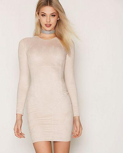 Suede Dress NLY Trend fodralklänning till dam.