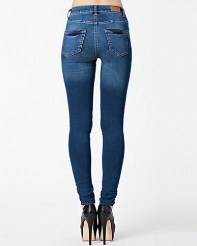 Super Fix Skinny Jeans Vero Moda slim fit jeans till dam.