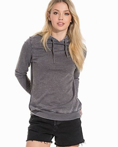 Till dam från Topshop, en svart hoodie.