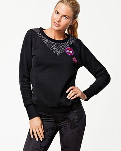 Sweatshirt från Puma, Långärmade Träningströjor