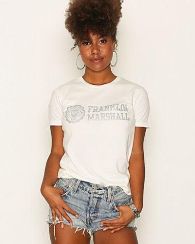 Till dam från Franklin & Marshall, en vit t-shirts.