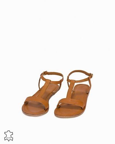 Bianco T-Strap Sandal