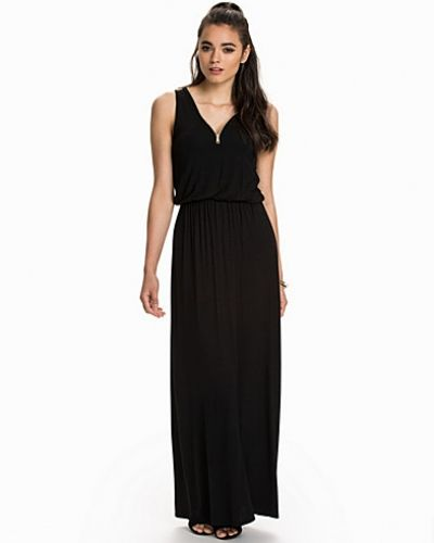 New Look T Zip Front Puffball Maxi