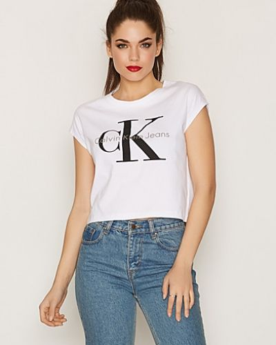 Taka-1 True Icon Cn Calvin Klein Jeans t-shirts till dam.