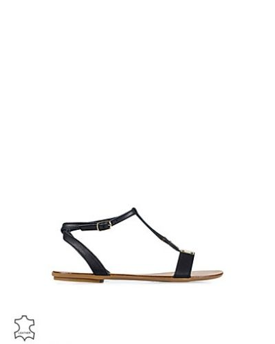 Pieces Talia Leather Sandal