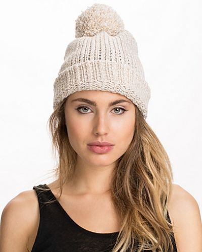 NLY Accessories Tassel Knitted Hat