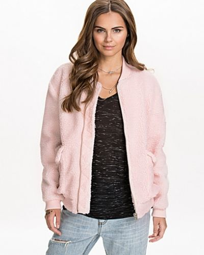 NLY Trend Teddy Bomber Jacket