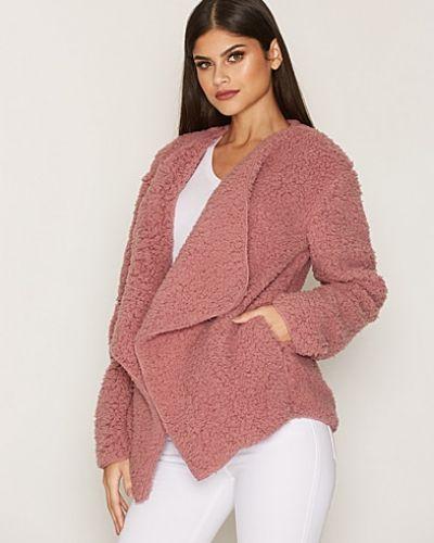 Pälsjacka Teddy Soft Jacket från NLY Trend