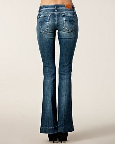 Teena Pants WX421A 335141 Replay bootcut jeans till tjejer.